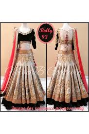 bridal wear replica bridal wear designer brocade velvet embroidered lehenga