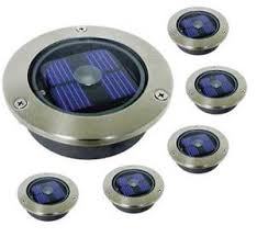 Patio Solar Lights Patio Driveway Ground Solar Lights Outdoor Lighting
