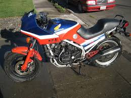 1986 honda vf500f2 moto zombdrive com