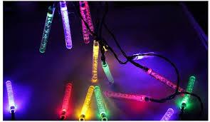 Solar Energy Lighting - solar energy light string led outdoor waterproof garden lights