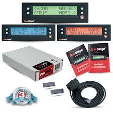 scangauge 2 ii obd2 auto obd scan tool digital gauge u0026amp car