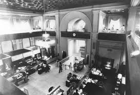 Overhead Door Of Washington Dc by The Boom And Bust History Of The National Bank Of Washington