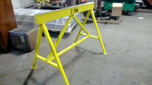 furniture cute image of decorative lime green yellow sawhorse