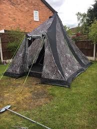 gelert cabana 4 tipi tent sold in warrington cheshire gumtree