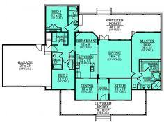 one house plans with wrap around porches 653684 3 bedroom 2 5 bath southern house plan with wrap around