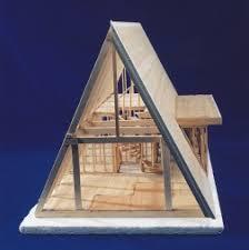 a frame cabin kits house framing kits model house building kits ac supply