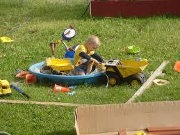 the play pool sandbox preschool mommy