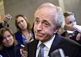 Seeking Balloon Cast Sen Bob Corker S Trial Balloon Of Second Thoughts About