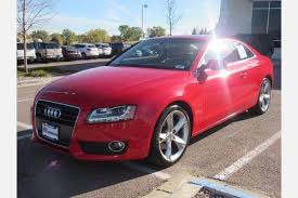 audi colorado springs used audi a5 for sale in colorado springs co edmunds