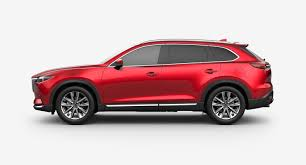 mazda big car 2018 mazda cx 9 3 row 7 passenger suv mazda usa