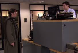 Desk Pop The Other Guys The Office 10th Anniversary Top 10 Jim And Dwight Pranks Time