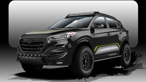 hyundai tucson 2016 grey 2016 hyundai tucson by rockstar performance garage review top speed