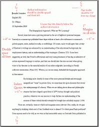 research paper using mla format Home