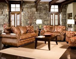 beautiful livingroom fanciful rustic leather furniture brilliant ideas beautiful living