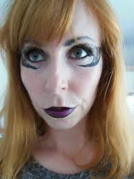 lady boys of bangkok halloween makeup challenge tales of a pale