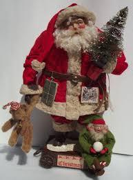 Santa Claus Dolls Handmade - 140 best santa s images on papa noel