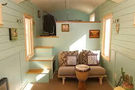 Refreshing Tiny House Is Built Using Gooseneck Trailer Treehugger Tiny House Plans For A Gooseneck Trailer
