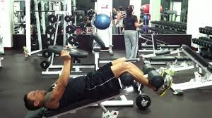 decline weighted plate sit ups youtube