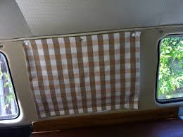 attractive rv bathroom curtains campervan curtains blinds camper
