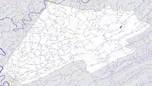 Map West Virginia by Bridgehunter Com Monroe County West Virginia