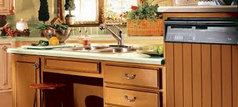 Ada Accessible Kitchen Cabinets Bar Cabinet - Accessible kitchen cabinets