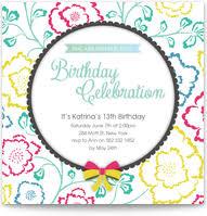 e invitation cards for birthday festival tech
