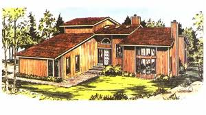 shed style house home plan homepw71580 2508 square 3 bedroom 2 bathroom
