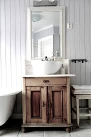 men bathroom ideas vintage interior antique stand used as bathroom vanity