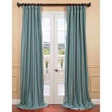 Blue Butterfly Curtains Faux Silk Curtains U0026 Drapes Shop The Best Deals For Dec 2017