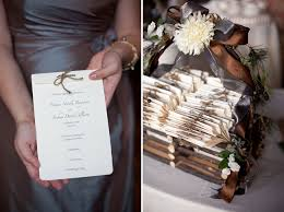 winter wedding programs fall and winter wedding in covington louisiana