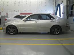 2001 lexus is300 wheels painting stock rims to black lexus is forum