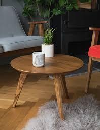 mid century round coffee table jozef chierowski round coffee table at rose grey