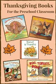 thanksgiving books ms s preschool