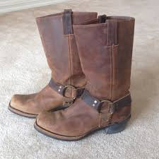 womens square toe boots size 12 50 boots biltrite leather s square toed cowboy boots