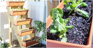herb garden planter how to build a diy vertical herb garden planter how to instructions