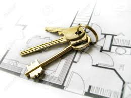 Home Blue Print by Gold Keys For The New Dream Home Keys On A Home Blueprint