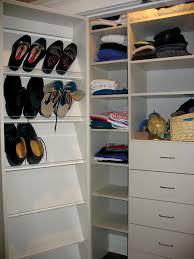 Closet Door Shoe Storage Closet Design With Butchko Shoe Storage What S Your