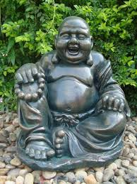 large size polyresin laughing buddha garden statue for sale buy