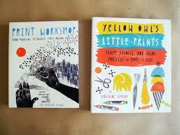 little prints and print workshop craft books u2013 paper pastries