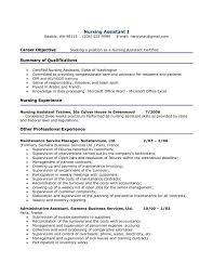 Resume Mission Statement Objectives For Cna Resume Cna Resume Objective Cv Resume Ideas