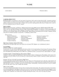Resume Template Career Objective Cover Letter Resume Education Template Resume Template Education