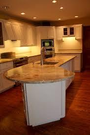 rounded kitchen island a heavenly reface categorized transitional kitchen portfolio