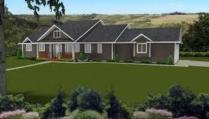 acreage farmhouse plans by e designs 2