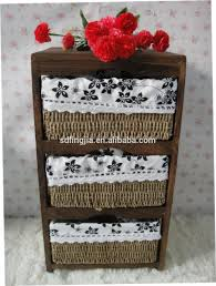 hand woven willow drawers storage cheap wood hobby lobby cabinets