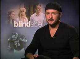 Genre Of The Blind Side Tim Mcgraw The Blind Side Interview 2009 Movie Interview