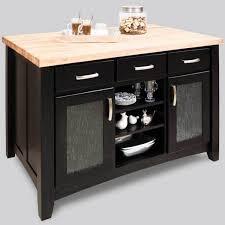 jeffrey kitchen island hardware resources shop isl07 blk kitchen island black