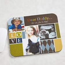 personlized gifts personalized photo mouse pads for