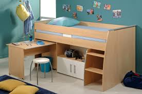 Loft Bed With Desk For Teenagers Bedroom Loft Bed With Desk For Teenagers Compact Bamboo Pillows