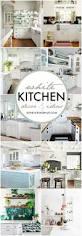 white kitchen decorating ideas photos best 25 white kitchen decor ideas on pinterest kitchen styling