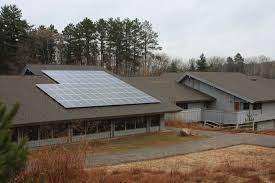 solar energy systems deep portage learning center
